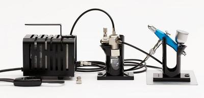 L3 Air Compressor Black w/Procon Boy SQ Light (Blue)