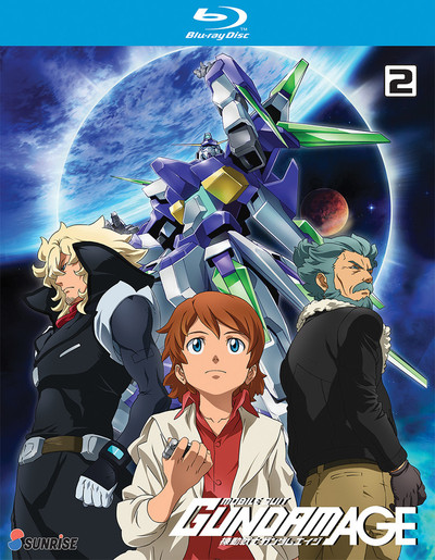 Mobile Suit Gundam AGE Collection 2 Blu-ray