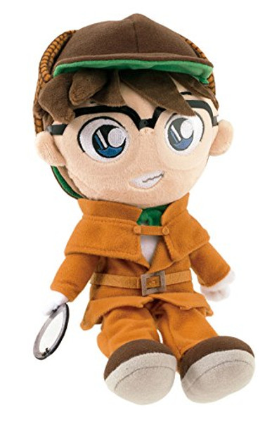 "Detective Conan - Kid Conan as Sherlock Holmes 10"" Plush"