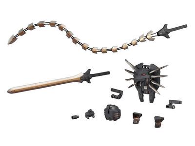 M.S.G. Heavy Weapon - Beast Master Sword (Unit 14)