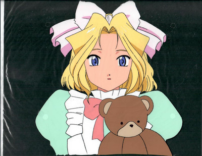 Sakura Wars - Production Cel 06