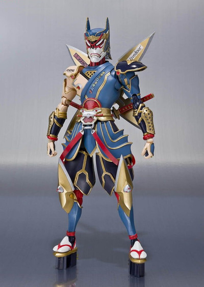 Tiger and Bunny - Origami Cyclone (S.H. FiguArts)