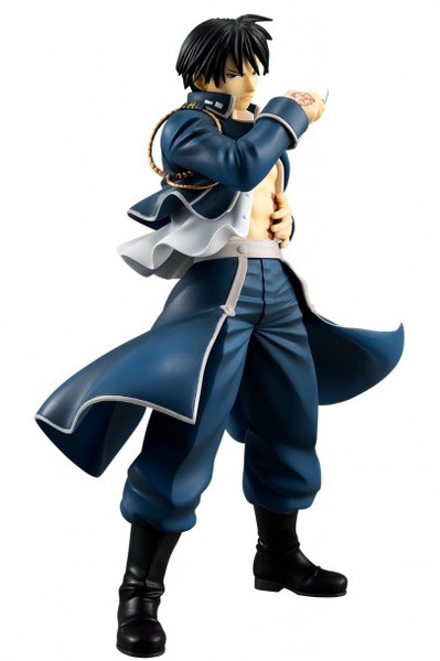 Fullmetal Alchemist - Roy Mustang