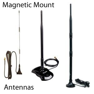 Magnetic Mount Antennas