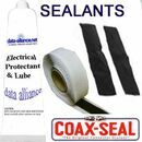 Waterproof and Weatherproof Sealants for Antenna Mounts, Network Enclosures