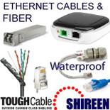 Ethernet Cables & Fiber