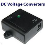 DC Power Converter Voltage Step-Down
