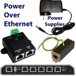 POE injector, Power over Ethernet