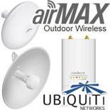 Ubiquiti airMax Outdoor APs and Bridges