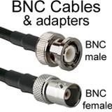 BNC Cables 50 Ohm & 75 Ohm Distinctions, Applications, Connectors