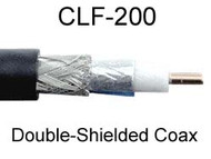 LMR-200 cable specifications / characteristics