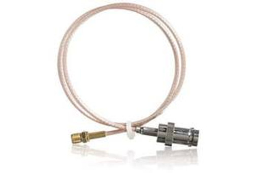 Cable: BNC female to RP-SMA female connector: 1.64FT coax