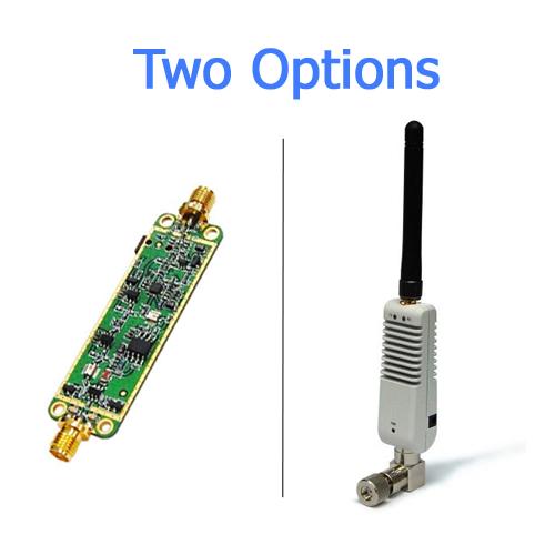 Inner Module Version & Pen Booster Version