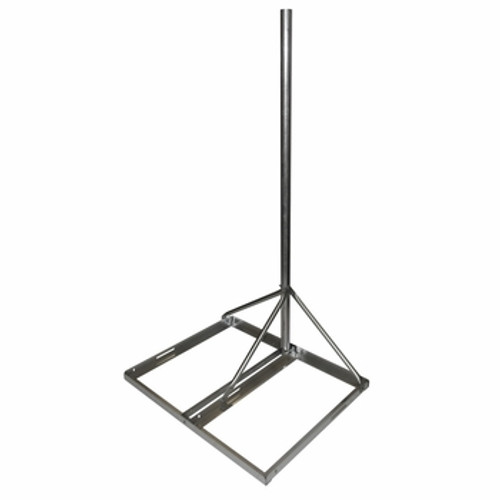 Roof Mount Non-Penetrating with 5-FT Pole