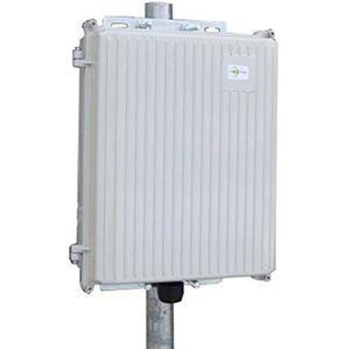 """ENCDC10x8x3 UV resistant Enclosure: 10x8x3"""" Die Cast Weatherproof Nema 4X / IP65"""