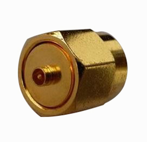 U.FL-male has a pin.
