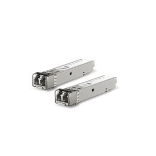 Ubiquiti U Fiber Multi-Mode SFP UF-MM-1G - 2 Pack single-mode fiber cabling