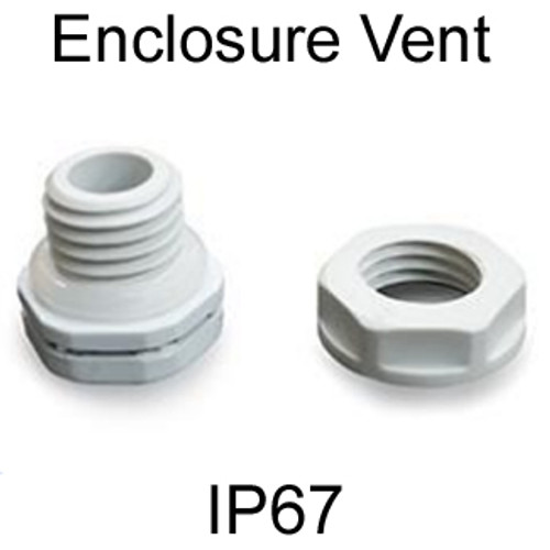 Waterproof Vent Plug for Enclosure