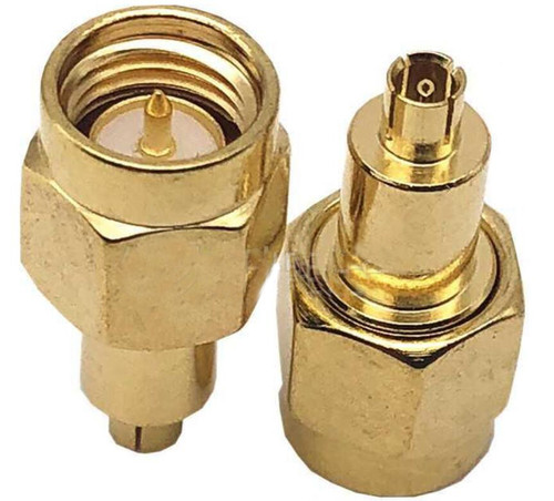 SMA-male to U.FL-female Adapter Connector