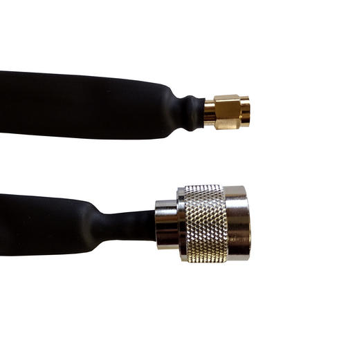 RP-SMA male to N-male Flat Cable