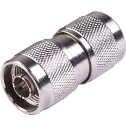 Adapter: N-male to N-male Connector Coaxial Cable Coupler