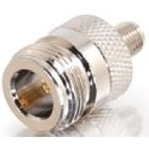 Adapter: N-female to RP-SMA female Reverse Polarity SMA connector