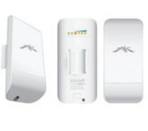 NanoStation LocoM2 2.4GHz 2x2 MIMO AirMax. POE included: US version