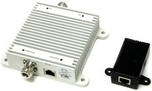 Alfa 2000mW Signal-Booster Amplifier 2.4GHz w/Power over Ethernet