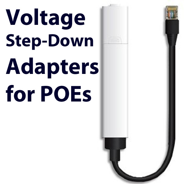POE Voltage Adapters
