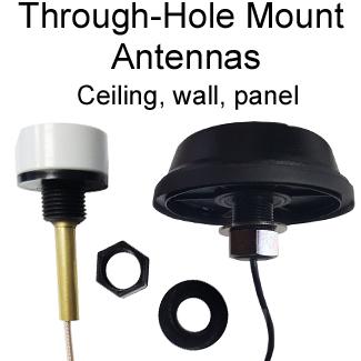 Through-Hole Mount Antennas