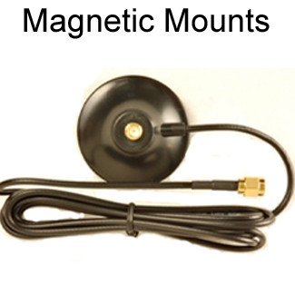 Magnetic Mounts for Antennas