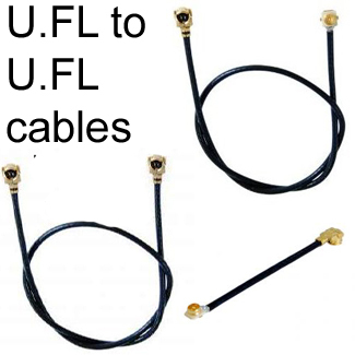 U.FL to U.FL Cables