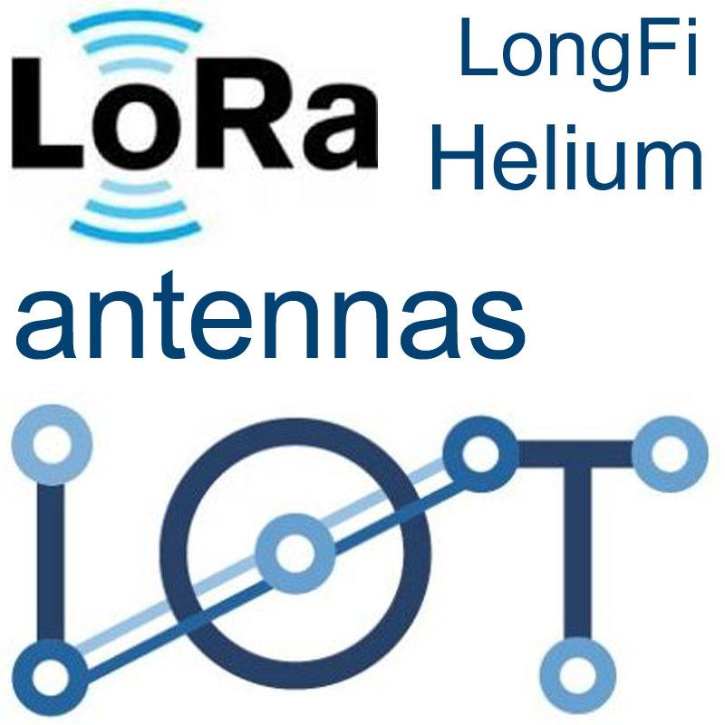 LoRa Antennas:  LoRaWAN | Long-Range IoT