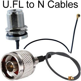 U.FL to N Cables