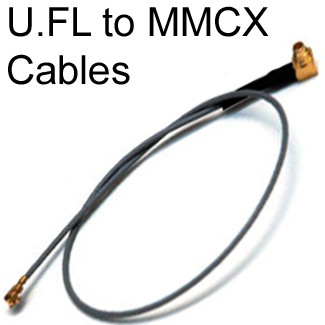 U.FL to MMCX Cables