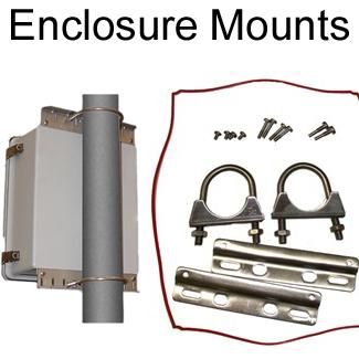Enclosure Mounts