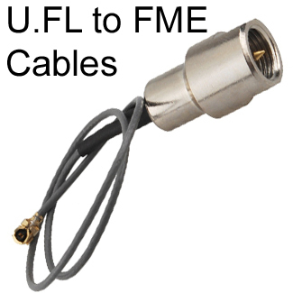 U.FL to FME Cables