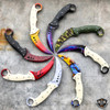 "8.5"" Tactical CSGO Talon Fixed Blade Counter Strike Combat Karambit Claw Knife"