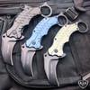 "7"" TAC FORCE KARAMBIT CLAW Tactical Hawkbill Spring Assisted Open Pocket Knife"