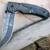 """8.25"""" Heavy Duty FLORAL Tactical Spring Assisted Open Folding Pocket Knife Blade"""