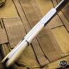 "11"" GENUINE BONE HANDLE FULL TANG Kitchen Hunting Knife Stainless Steel Blade"