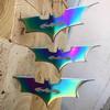 3PC Batman Batarang Throwing Knives