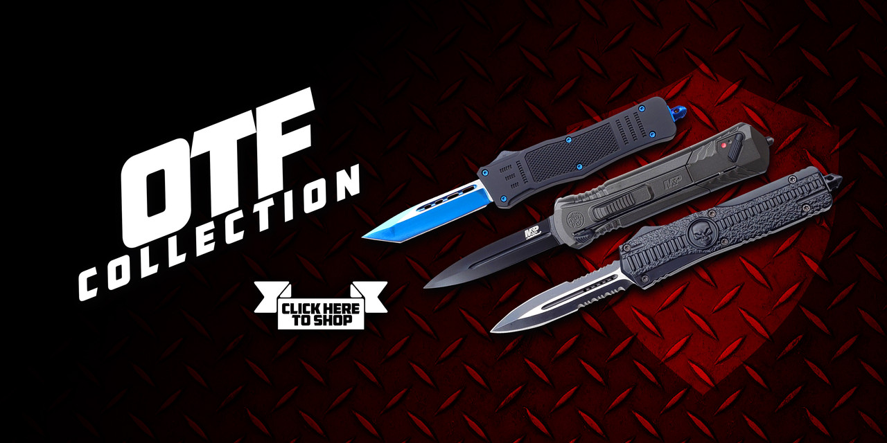 Knives & Tactical Gear At The Lowest Prices!