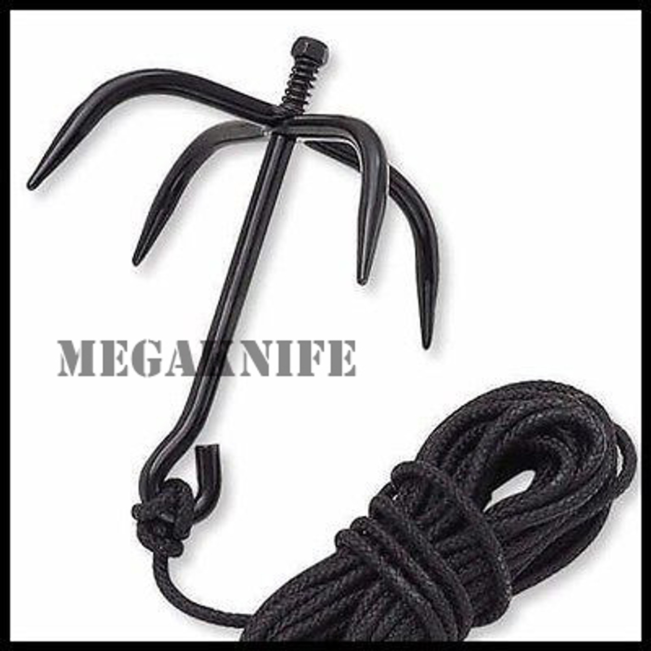Grappling Hook with Cord