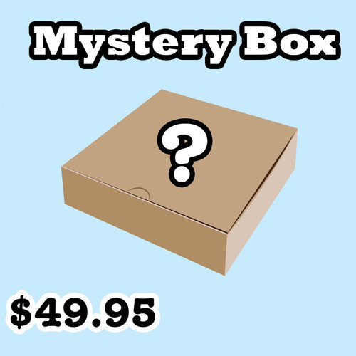 MYSTERY TACTICAL KNIFE BOX