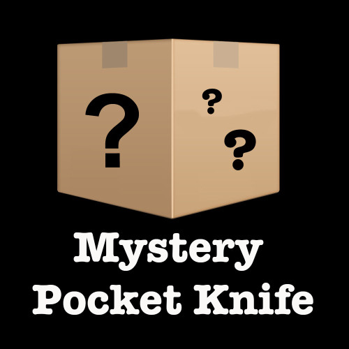 Mystery Pocket Knife - Single