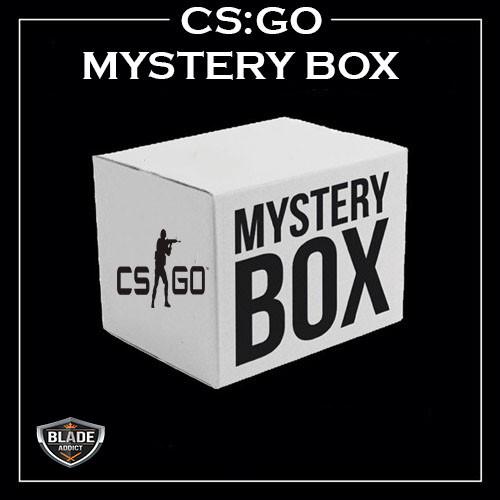 CSGO MYSTERY BOX (Small, Medium, and Large Available)