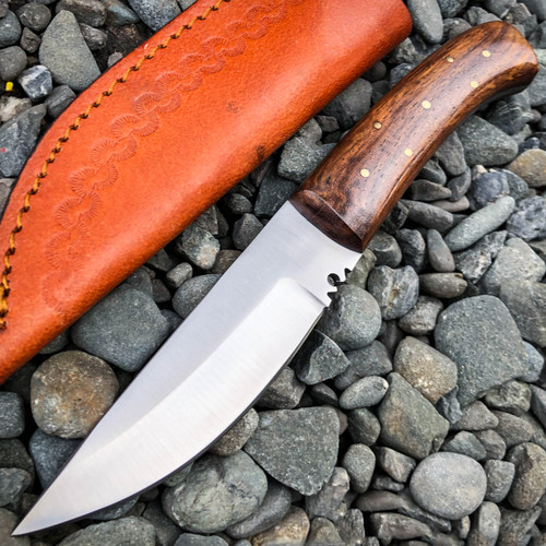hunting skinning knife