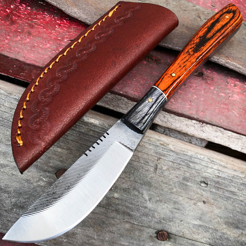 hunting knife skinner