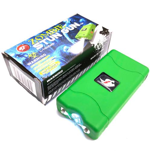 Zombie Survival Stun Gun LED Flashlight